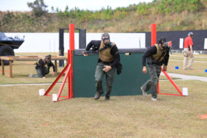 Kennedy Space Center's Emergency Response Team competes in the 34th Annual SWAT Round-up International in Orlando.