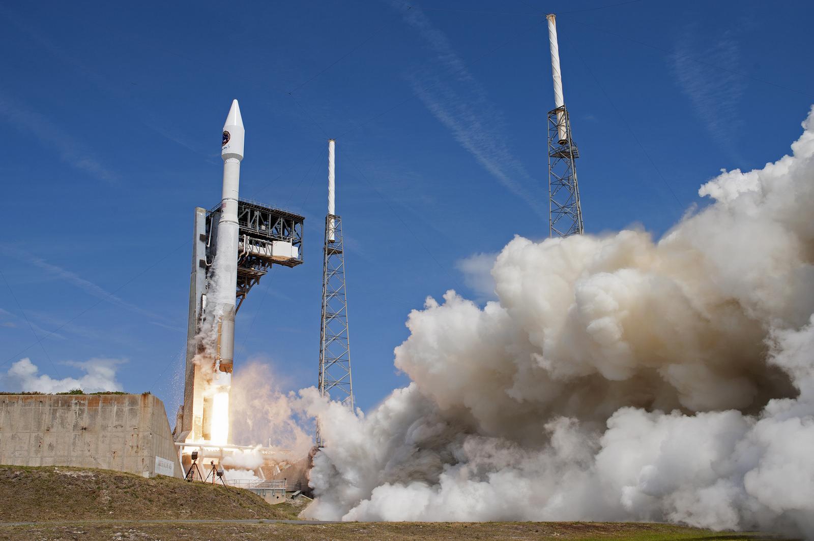 orbital atk crs 7 mission begins kennedy space center orbital atk crs 7 mission begins