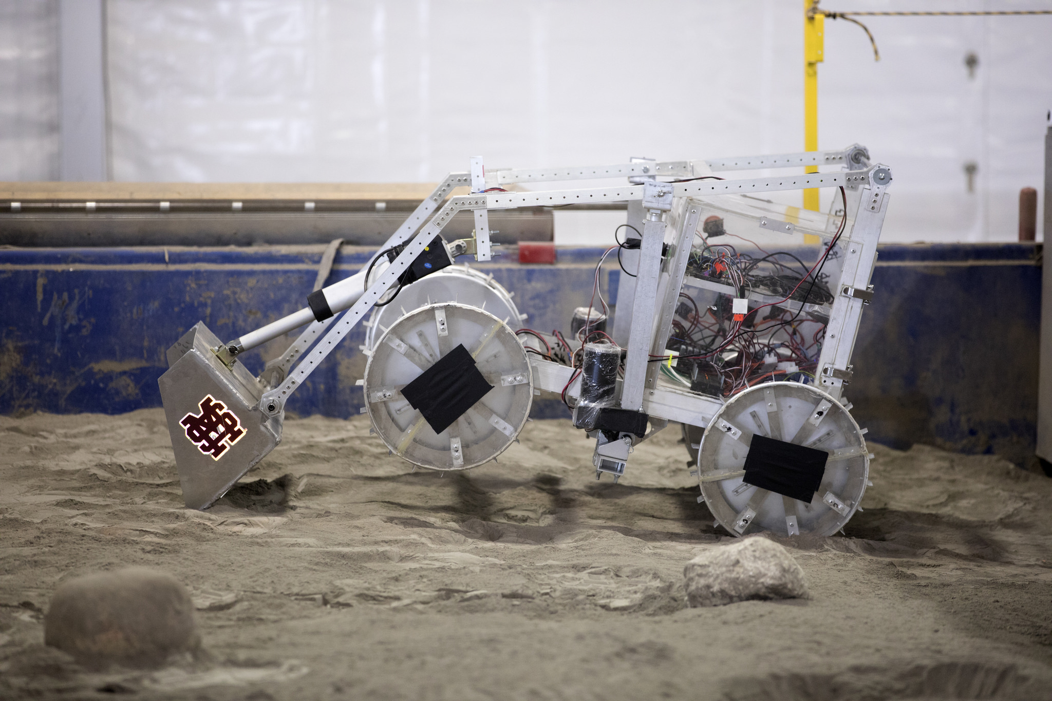 NASA's 8th Annual Robotic Mining Competition Underway at ...