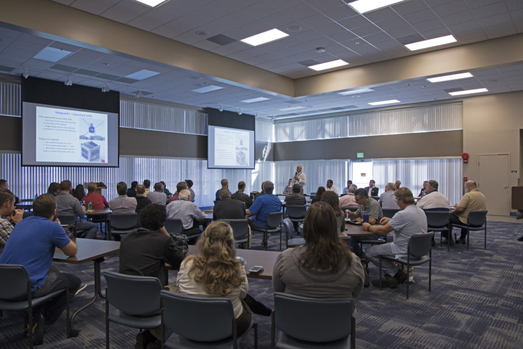 Energy Action Day Panel Discussion at NASA's Kennedy Space Center in Florida.