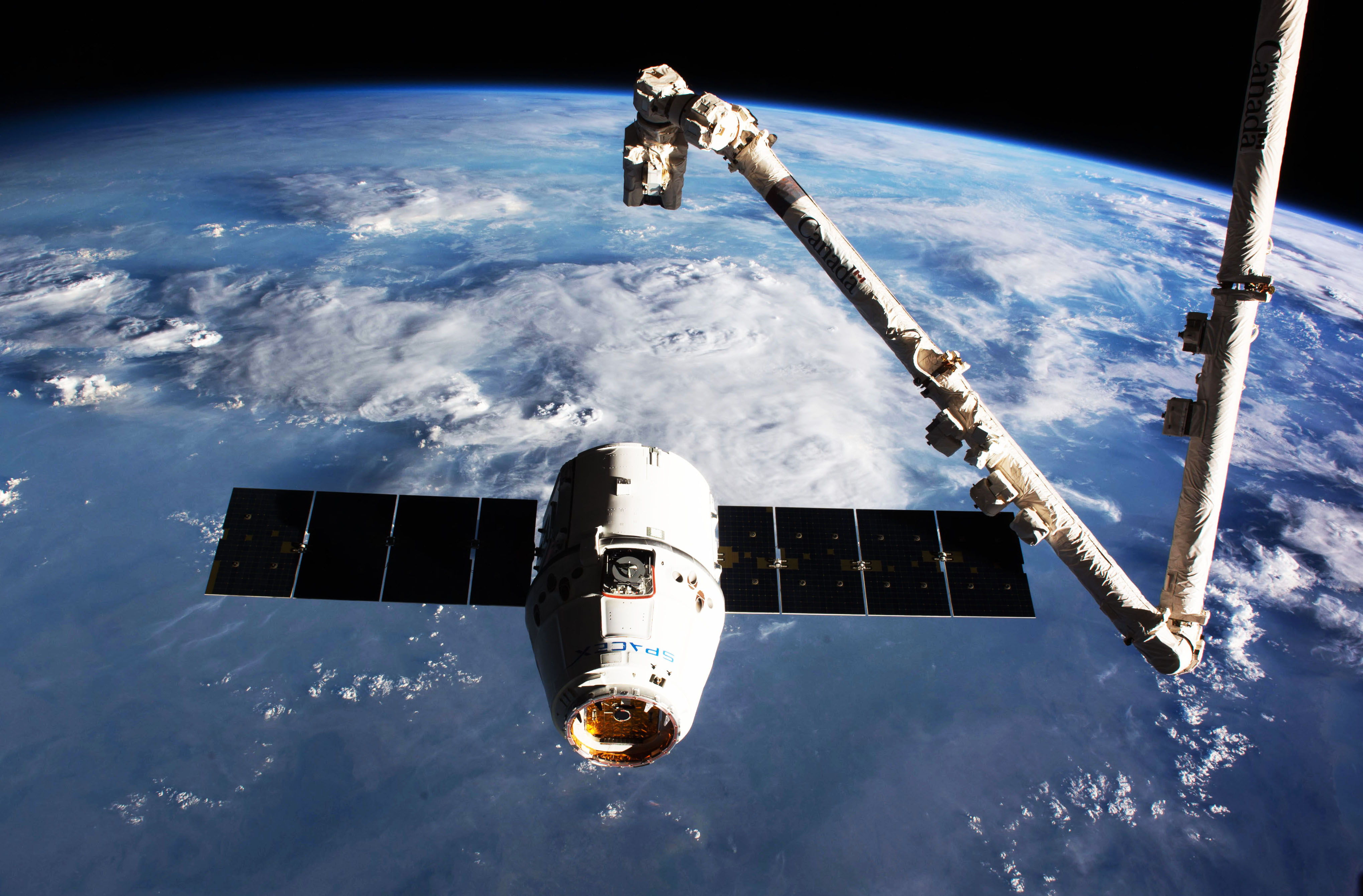 Dragon Set to Deliver Supplies to International Space ...