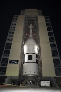 The Ascent Abort-2 (AA-2) flight test of the Launch Abort System (LAS) for NASA's Orion spacecraft will prove the LAS can pull crew to safety in the unlikely event of an emergency at ascent speeds.