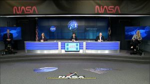 Crew-1 postlaunch news conference