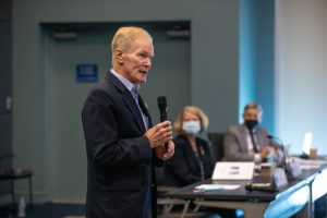 NASA Administrator Bill Nelson kicks off the Flight Readiness Review for Boeing's upcoming OFT-2 mission.
