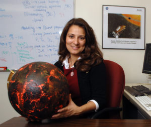 Natalie Batalha, astrophysicist and project scientist for NASA's Kepler mission