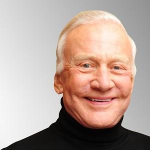 Former NASA astronaut Buzz Aldrin