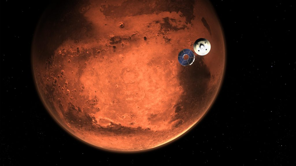 Blog: Perseverance Ready for Landing - Perseverance Mars Rover