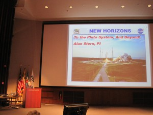 Alan Stern Overview Talk Pluto Science Conference
