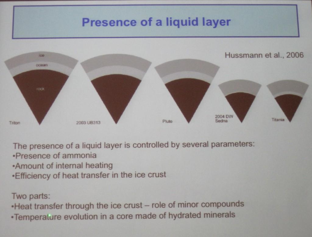 Presence Liquid Layer
