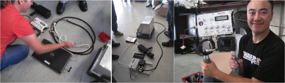 Assembling the Southwest Universal Imaging System