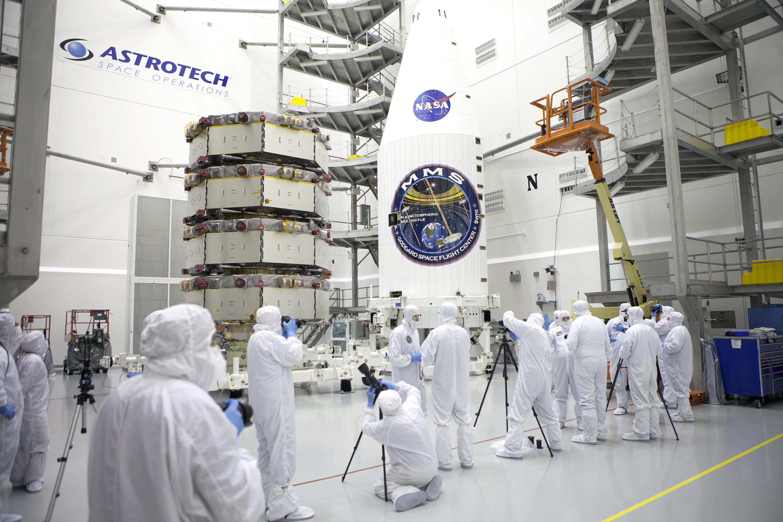 mms spacecraft - photo #13