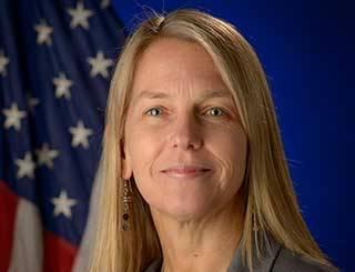 Deputy Administrator Dava Newman