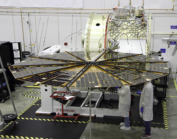 Orbital ATK Offers Look at Enhanced Cygnus