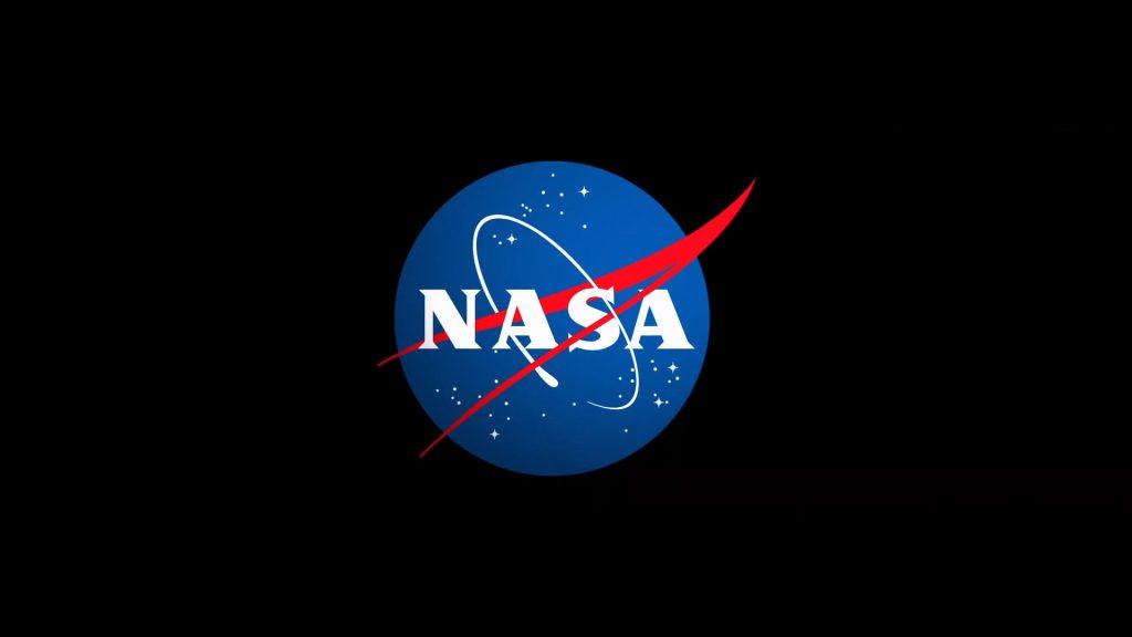 Image of NASA insignia.