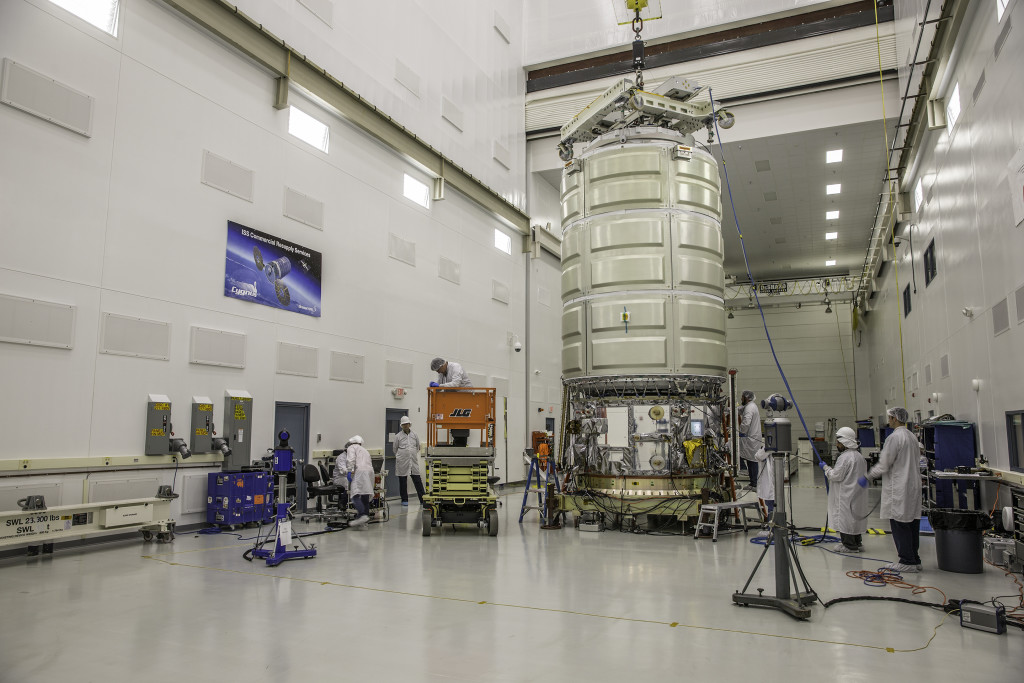 Cygnus Cargo Module