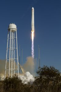 File Photo of Antares Launch