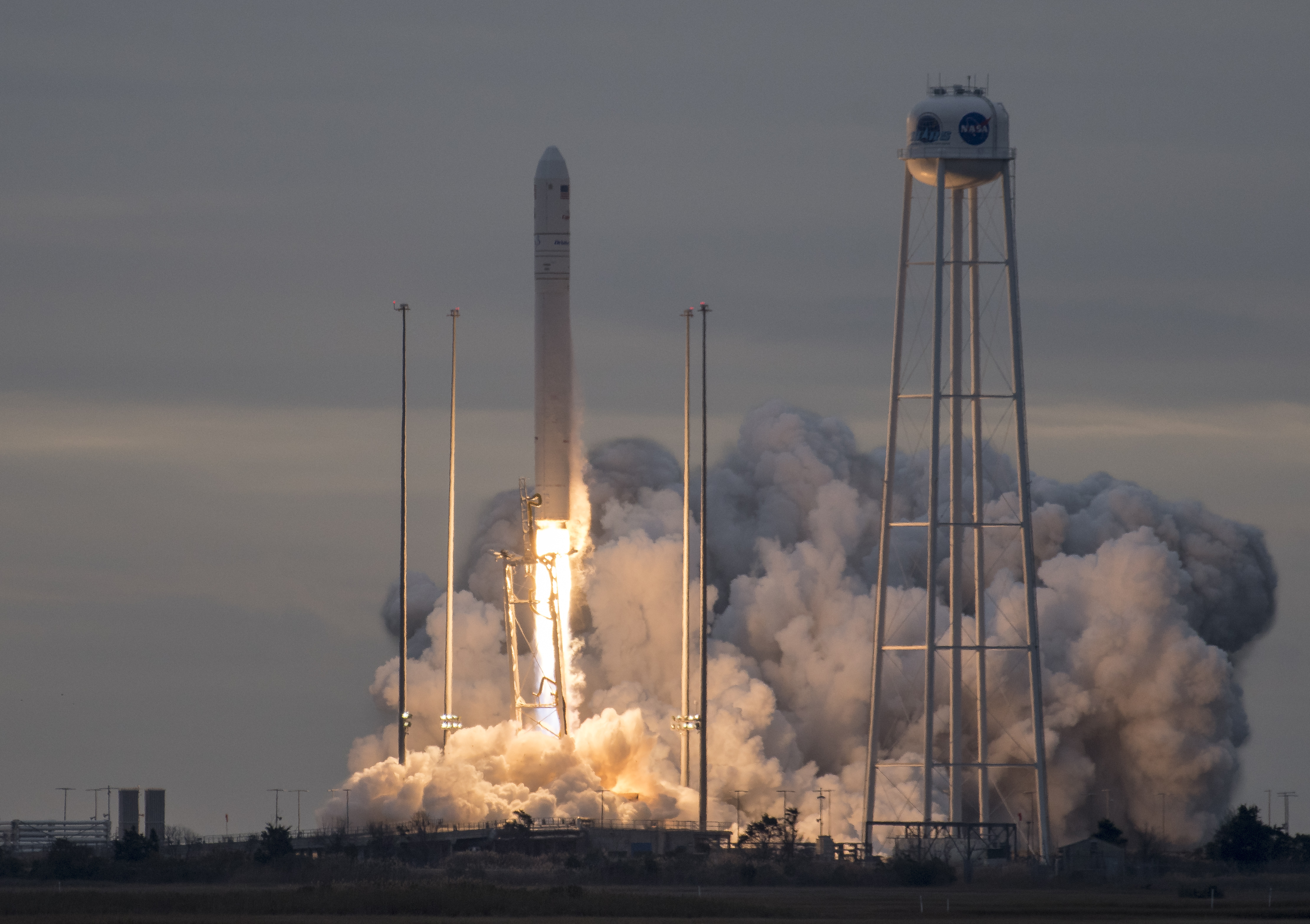 government resume sample%0A The Orbital ATK Antares rocket  with the Cygnus spacecraft onboard   launches from Pad A  Sunday  Nov           at NASA u    s Wallops Flight  Facility in