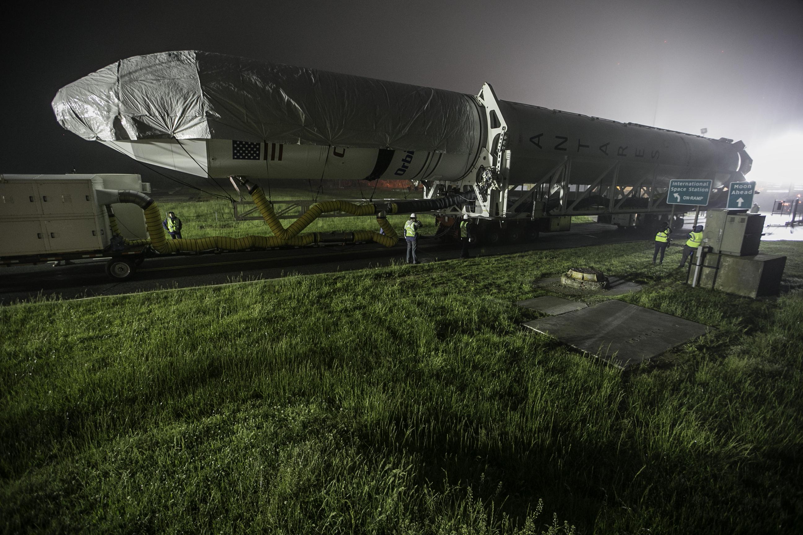 Credit NASAu0027s Wallops Flight FacilityPatrick Black