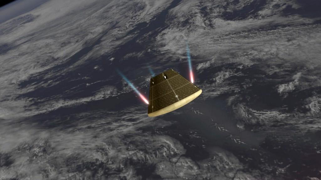 NASA/Artist concept