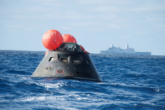 Orion Coming to San Diego Today
