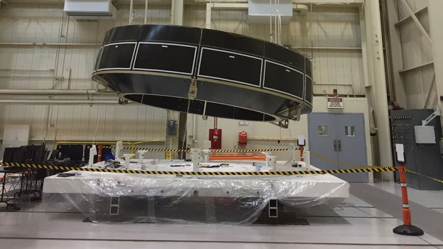Engineers Begin Testing Elements for Orion Service Module