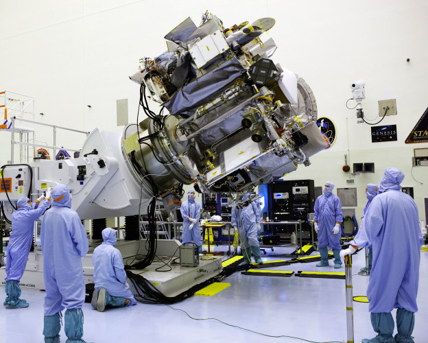 OSIRIS-REx Processed for Asteroid Sample Return Mission