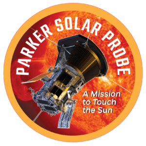 Parker Solar Probe Mission Patch.