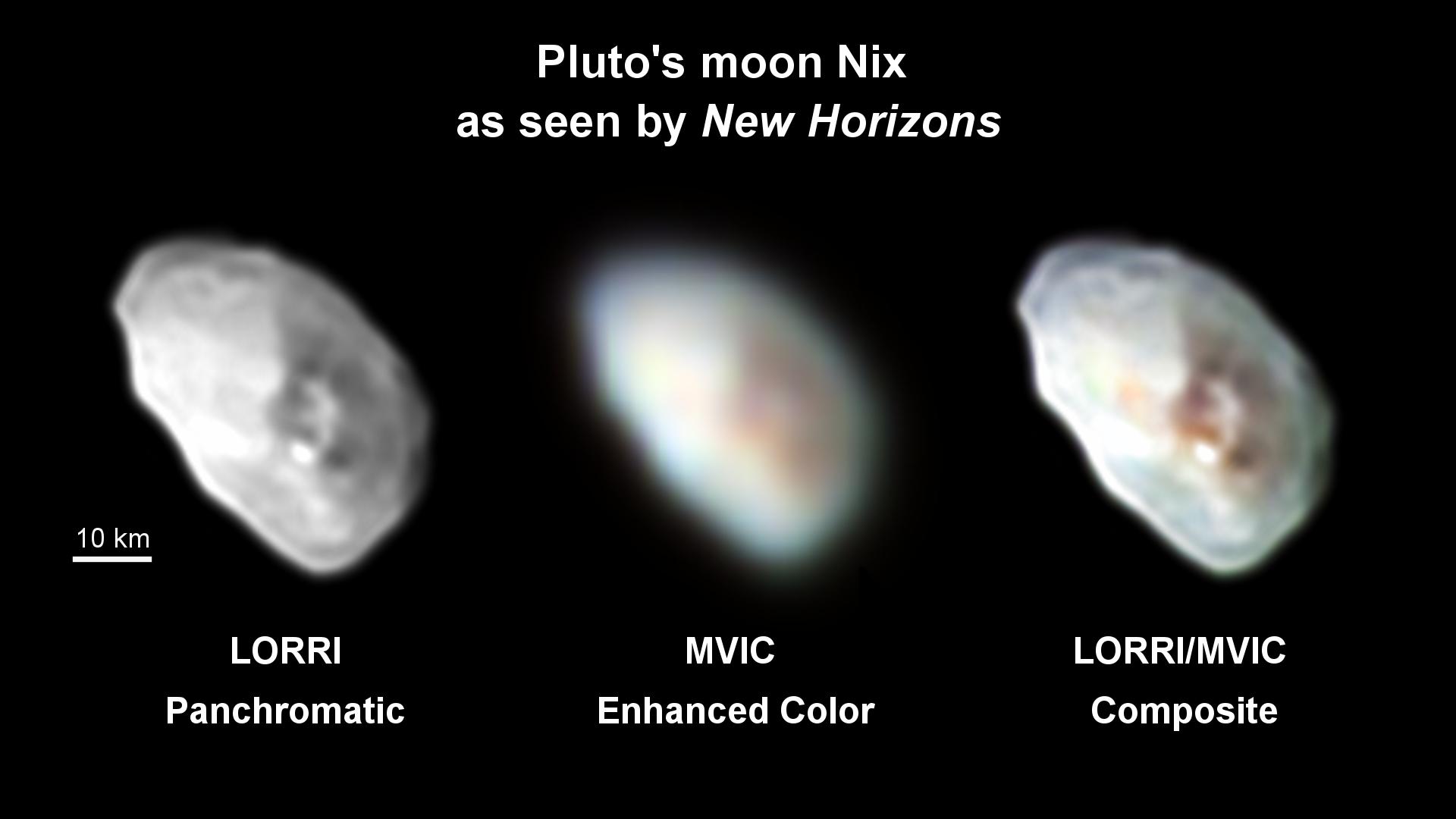 nix pluto planet - photo #22