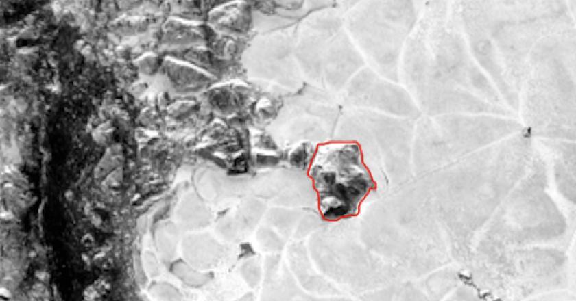 Pluto's Al-Idrisi Montes
