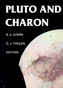 Book cover Pluto and Charon