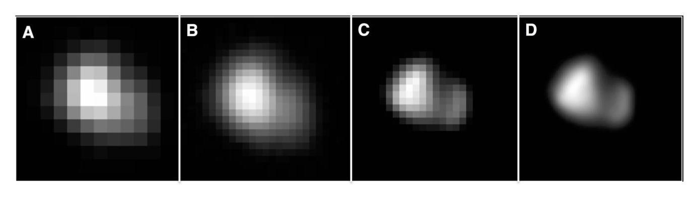 Kerberos Moon Of Plluto: Processing Pluto's Pictures