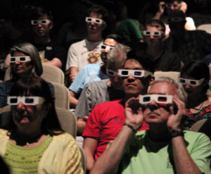 Toronto audience takes in Paul Schenk's cool 3-D images