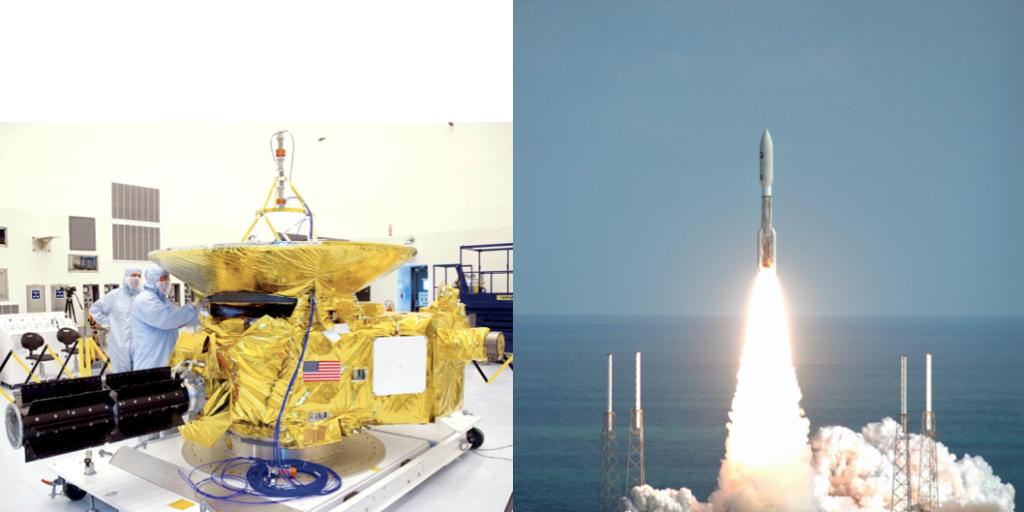 New Horizons Spacecraft launch