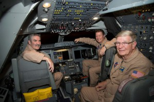 SOFIA's flight crew during the Pluto occultation flight.
