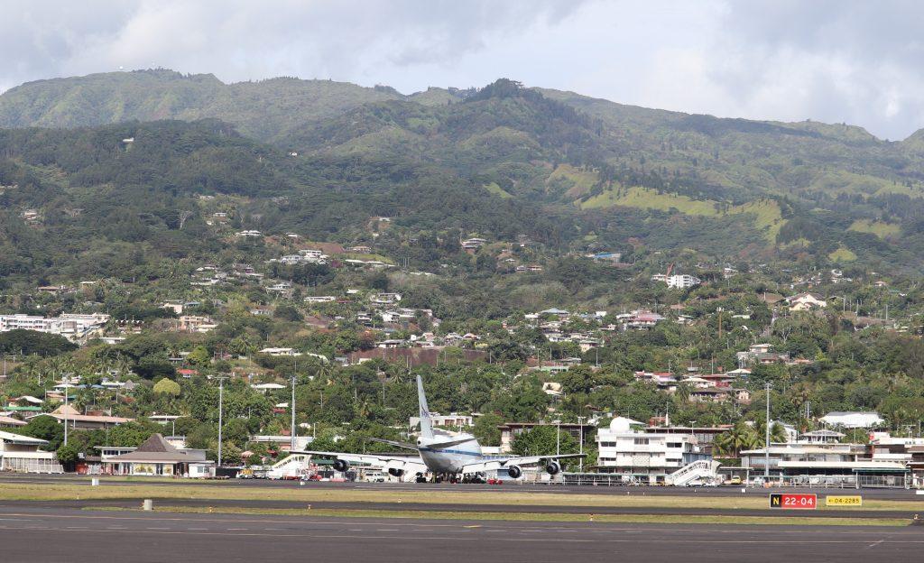 SOFIA in French Polynesia
