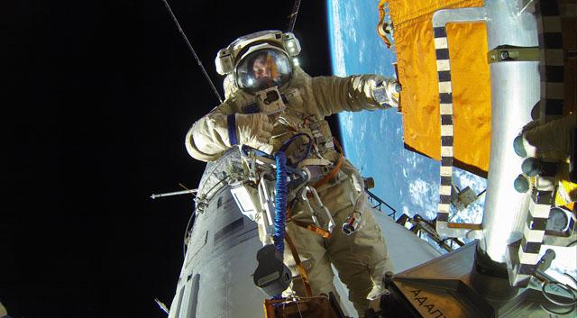 Russian Spacewalker