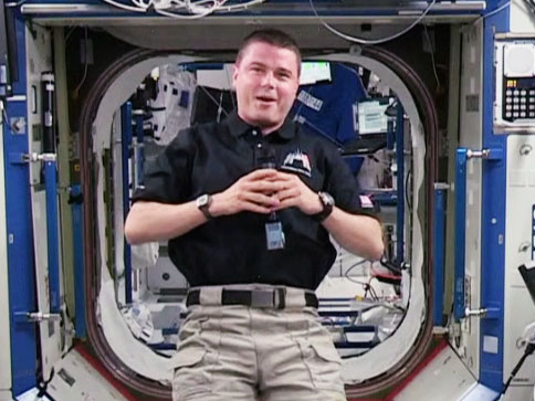 Station Trio Prepares for Departure amid Ongoing Science ...