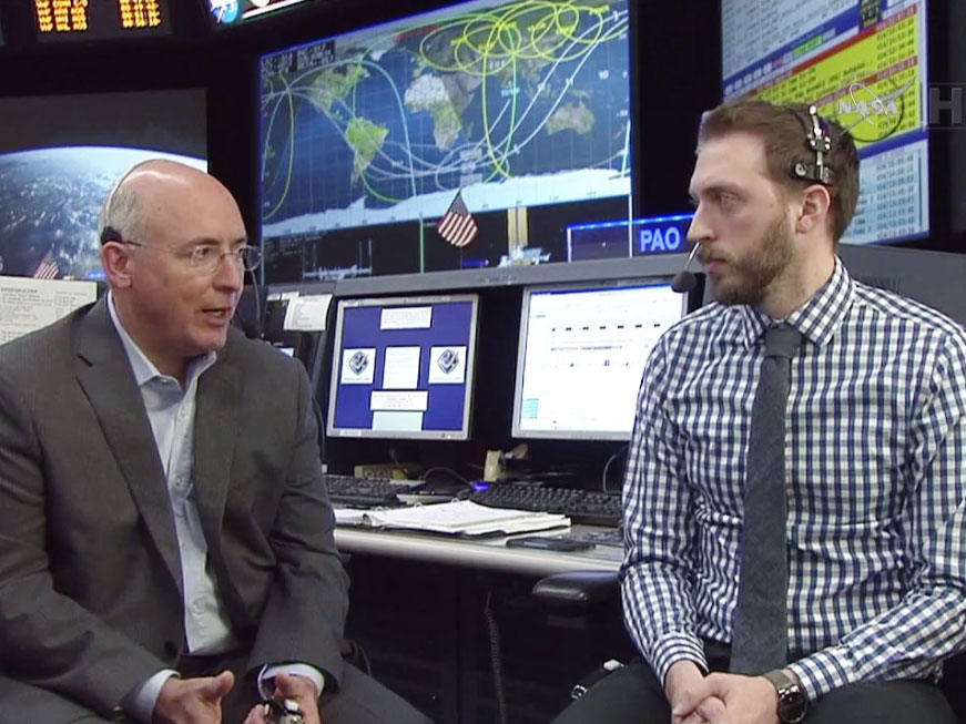 Station Managers Allow Crew Back In U.S. Segment