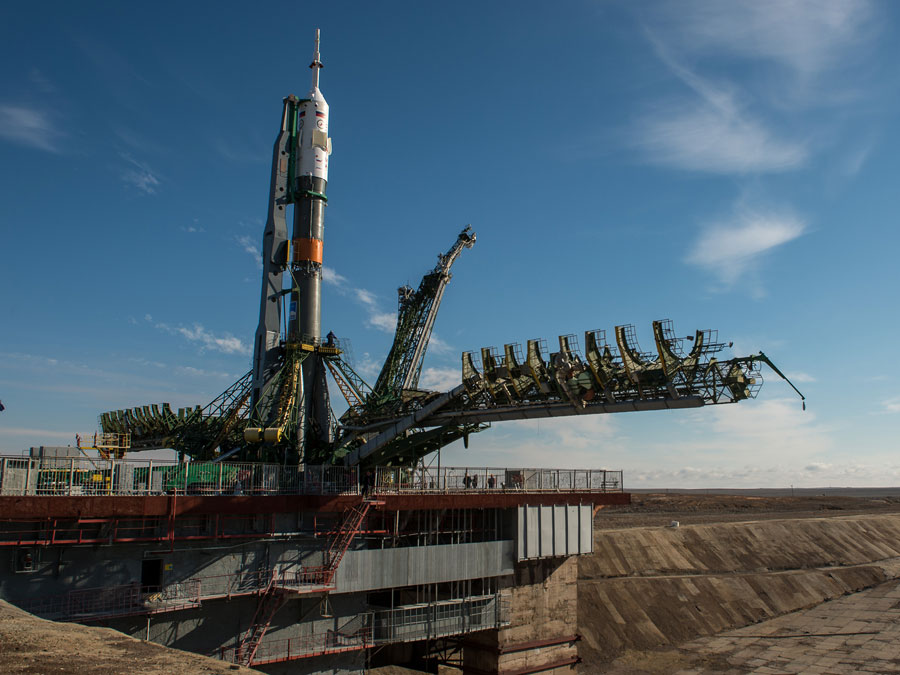 Soyuz TMA-16M Spacecraft