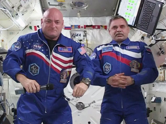 Kelly Twins Study Underway as Crew Preps for Dragon Launch