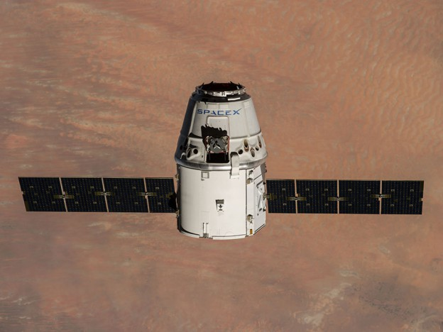 SpaceX Targets April 13 Dragon Launch