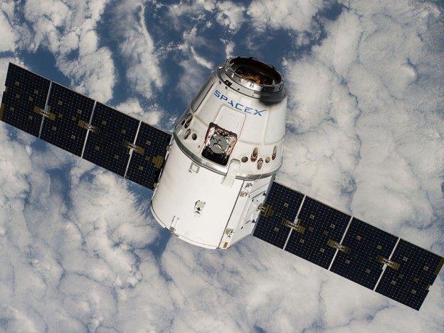 Watch NASA TV for SpaceX Dragon Arrival