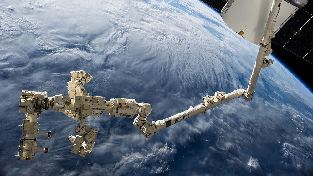 Experiment work inside and outside station wednesday for When was the international space station built