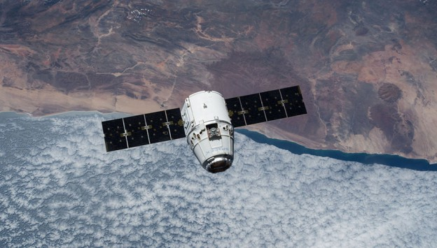 NASA TV Provides Live Coverage of SpaceX Dragon Departure