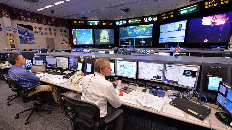 houston space station controls - photo #39