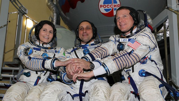 Watch NASA TV Now for Soyuz Deorbit Burn and Landing