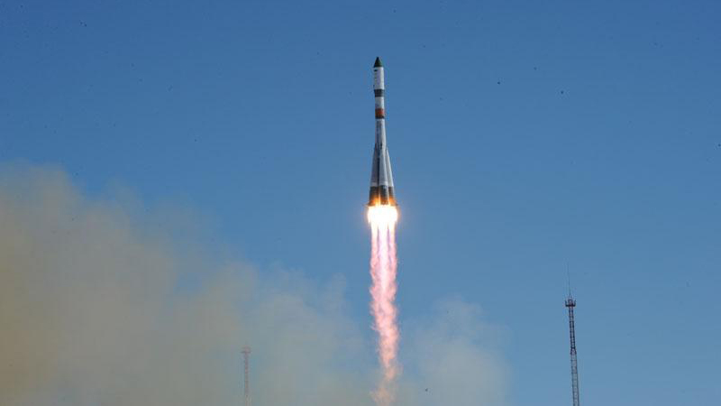 ISS Progress 60 Launch