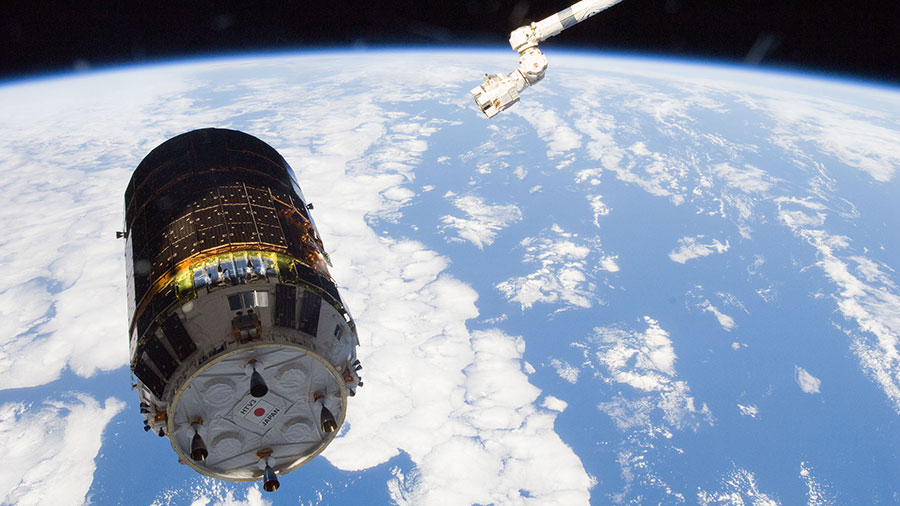 Watch NASA TV for Live Coverage of Japanese Delivery ...