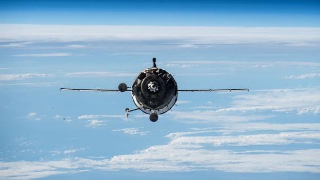 Soyuz TMA-16M Spacecraft