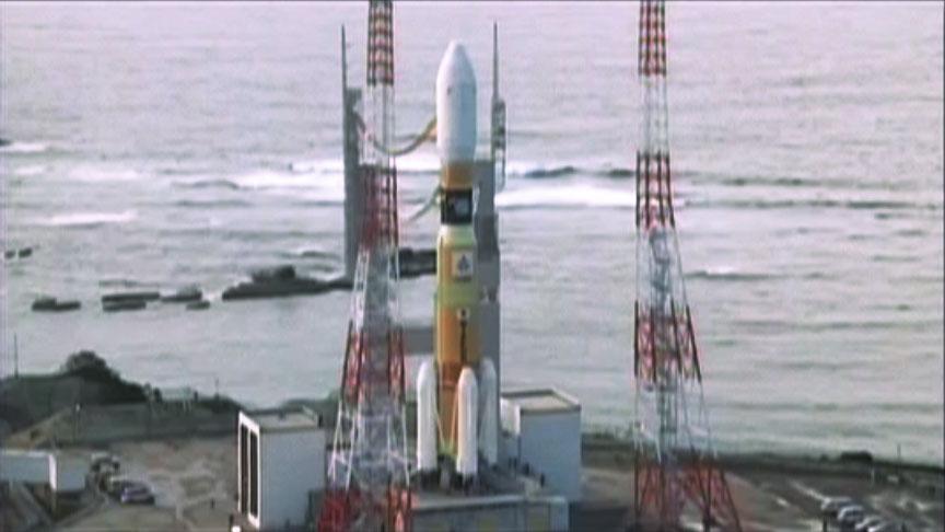 Japan's H-IIB Rocket
